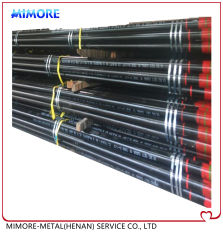 Oil & Gas tubería sin costura de tubos de acero al carbono sin fisuras, ASTM A106b/API5l/API5CT/ASME 36.10, Tubo de las LSM