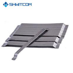Faible sur le fil en acier au carbone fibre