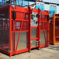 El equipo de elevación grúa grúa materiales Construcciones 2ton para Ascensor Alquiler