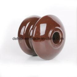 낮은 전압을%s ED 2b 사기그릇 수갑 절연체 또는 사기그릇 절연체 또는 전기 절연체 또는 세라믹 수갑 절연체