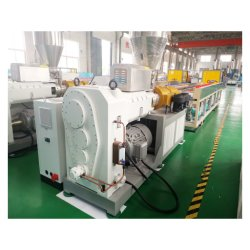 Co-extrusión PP/PE máquina de tarimas WPC/máquina de perfiles WPC/máquina de fabricación de perfiles madera-plástico
