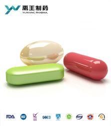 المنتجات الصحية الصين مورد GMP / FDA / معتمد لكبسولة صلبة