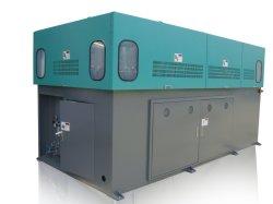 自動2つのキャビティが付いている熱い販売3000bphペット500mlプラスチック水差しの中国製すべて電気伸張の打撃のブロー形成形成機械