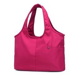 نساء كبيرة حقيبة يد مسيكة حمل نيلون حقيبة [شوبّينغ بغ] [مولتي-فونكأيشن]