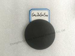 PVD покрытие материалов Cu2znsns4 отличается неравномерностью цель с хорошей ценой