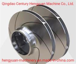Produtos OEM personalizados CNC mecânica rodando Discstem soldagem de aço inox