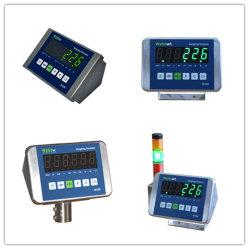 De elektronische Indicator van het Roestvrij staal van Schalen met Relais, Bluetooth