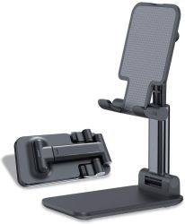 حامل هاتف مكتبي قابل للضبط حامل الهاتف المحمول لجهاز iPad iPhone