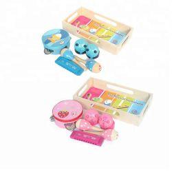 Soem-handgemachte Kind-Spielwaren-hölzerne Musikinstrumente