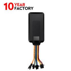 India AIS 140 de MiniGPS SMS GSM Vt206 Beste Echte Fiets van de Motor van de Auto - Systeem van het tijd het Volgende Apparaat voor Anti-diefstal Alarm