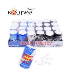 NTR20106甘いエネルギー小型びんの右旋糖キャンデー