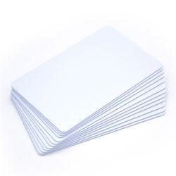Karten-Tür kontaktlose der IS-weiße Karte Identifikation-weiße Karten-RFID der Karten-IS keine Karten-Kundenbezogenheit