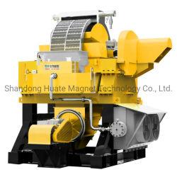 Separatore magnetico bagnato ad alta intensità per la macchina d'estrazione della wolframite di titanio del minerale metallifero del manganese del bicromato di potassio