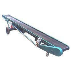Bolsas móviles portátiles de poliuretano de la carga de un sinfín de transportador con ruedas de Oferta