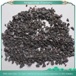 브라운 알루미늄 산화물 연마재 곡물
