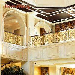 인테리어 하우스 알루미늄 발코니 난간/고급 계단용 가드레일이 디자인 되었습니다