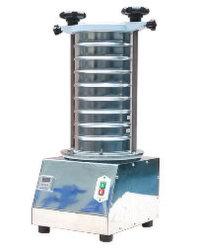 جهاز شاكر مزود بغربال قياسي مقاس 300 مم لتحليل حجم الجسيمات متعدد الطبقات الماكينة