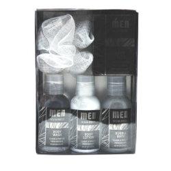 Высокое качество оптовой Ванна Спа подарочный набор для мужчин