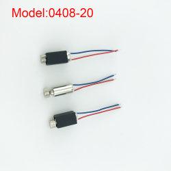 0408タブレットのための振動モーター3V DCモーター