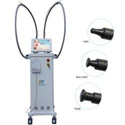 Nieuwe Opheffende het Aanhalen /Slimming van de 6.78MHz Eenpolige /Monopolar Cryo rf Huid Machine voor Gezicht en Lichaam
