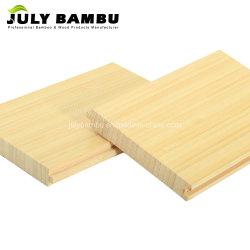 Le plancher en bois de bambou laminé vertical 15 mm de planchers de bambou pour l'intérieur