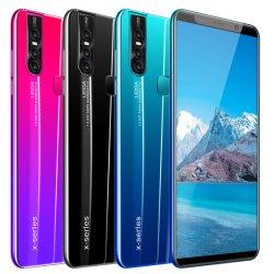 工場卸し売り元の新しくスマートな電話5.0インチX28 4GB+64GBの指紋4Gの携帯電話は二重SIMの携帯電話をロック解除する