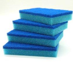 Commerce de gros tampons à récurer pour la cuisine de nettoyage avec une éponge douce
