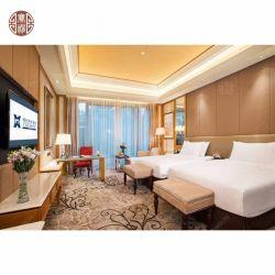 Het klassieke vijfsterren Houten Meubilair van de Slaapkamer van het Hotel van het Comité
