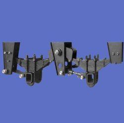 Sospensione meccanica per autocarri e rimorchi per impieghi gravosi garantita dalla qualità