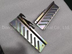 Allgemein verwendeter Standard Soem-Blatt Metak Fluss-Stahlheadboard-Halter-Rahmen-Bett-Haken