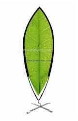 Verschiedene Entwürfe des Bekanntmachens der Markierungsfahnen-Fliegen-Fahne