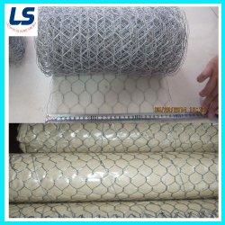 顕著な補強効果の高品質のステンレス鋼の六角形の金網