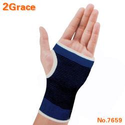 Fabrieksprijs elastisch Blauw pols- en handsteun, elastisch handsteun voor handbescherming