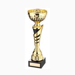 Diseño profesional al por mayor de recuerdos personalizada Premio metálico Trofeos de bronce Sport Cup para regalo promocional (11).