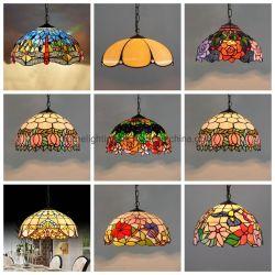 Lampada Pendant di vetro della lampada Pendant di Tiffany
