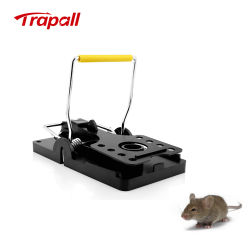 Presa rapida di plastica umanitaria del mouse di controllo di roditore del ratto di uccisione