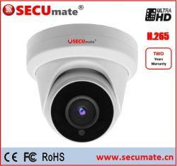 5MP H. 265 30m IR Dome de Torre de segurança CCTV IP Câmara Hikvision