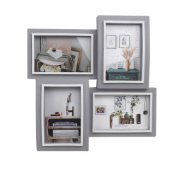 홈 장식을 위한 현대적인 스타일의 플라스틱 사진 프레임