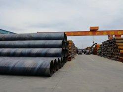 Espiral de aço soldadas pilhas tubo EN10025 S355 S275