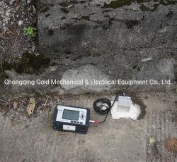 La vibración del túnel de pruebas de limpieza criogénica de equipos de monitorización de vibraciones y de la red cableada de pilotes de vibración Vibration Measurement instrumento daños