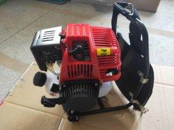 Rucksack 4-Zyklus Bürstenschneider Motor mit Weeder zum Mähen Gras Unkraut vor dem Pflanzen auf dem Ackerland