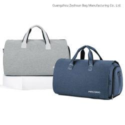 Bolsa de Ropa de viaje plegable con bolsa de viaje bolsas de zapatos (BC4407-11)