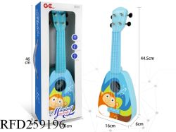 Los niños Ukulele instrumento musical de Guitarra Mini Toy