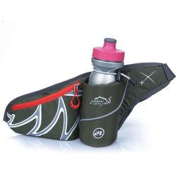 2021 Moda colorato impermeabile nylon Outdoor Travel Street Shopping Sports Borsetta da corsa cintura wallet vita caraffa d'acqua Confezione