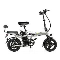 Lithium-Batterie-Fahrrad-faltbares elektrisches Fahrrad der E-Fahrrad Fabrik-14 des Zoll-10ah bewegliches
