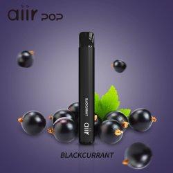Meilleure vente de gros Vape stylo jetable Vape Aiir Pop E Cigarette électronique