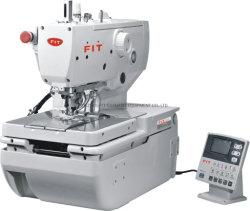 Direkter Antrieb-Computer-Steuertasten-Loch-Nähmaschine (FIT9820)