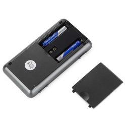 Mini scale Pocket verdi di Backling 500g/0.01g Digitahi per le scale elettroniche dei monili dei Bijoux dell'oro del peso di grammo sterlina dell'equilibrio (BRS-PS01)