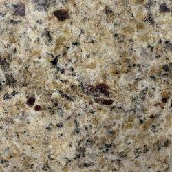 En stock à bas prix en granit d'or de sésame en pierre naturelle pour l'extérieur des revêtements de sol