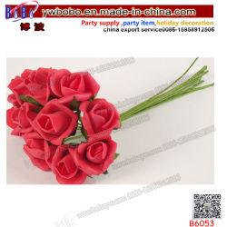 Dekorative künstliche Rosen-Blume für Hochzeitsfest-Dekoration-künstliche Blumen Yiwu (B6053)